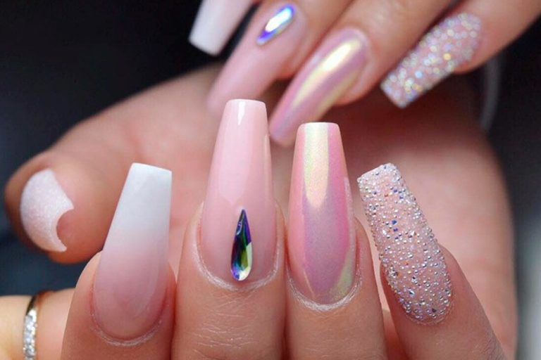 Nail Art- Enjoy The Beauty And Elegance Of Your Nails11