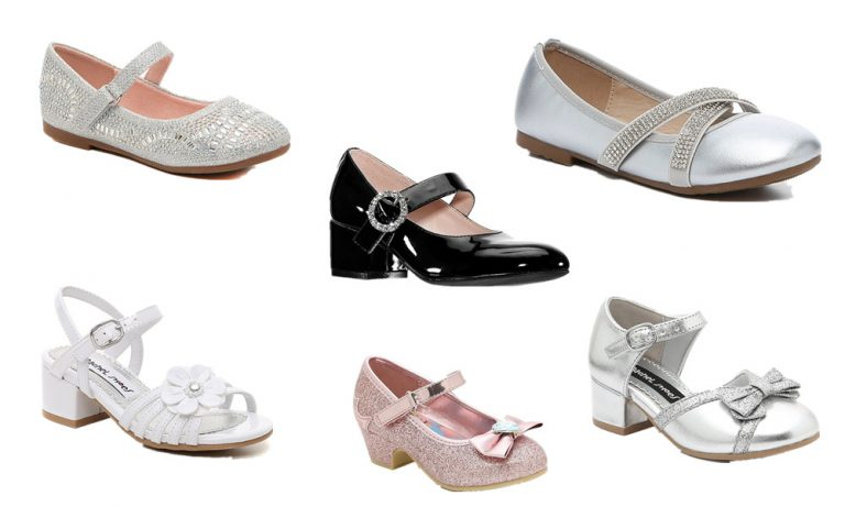 Top 10 Shoes To Improve The Style Of Your Little Princess