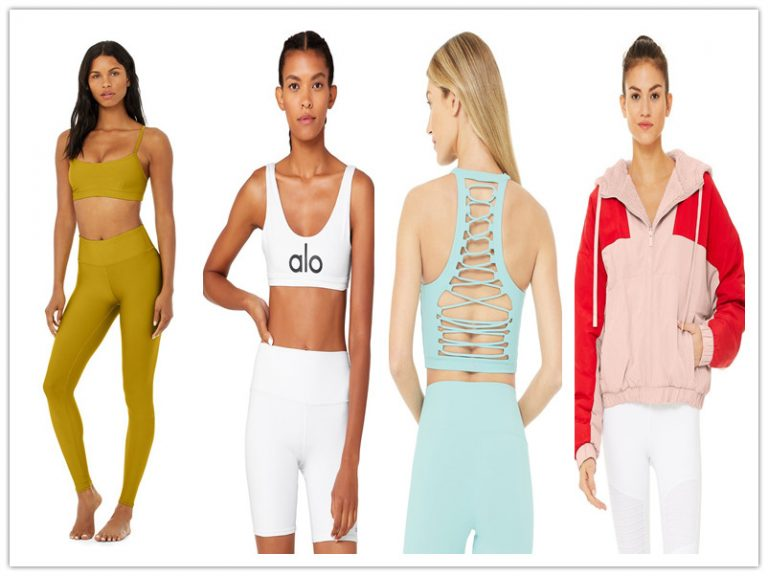 Top 8 Must-have Yoga Clothes