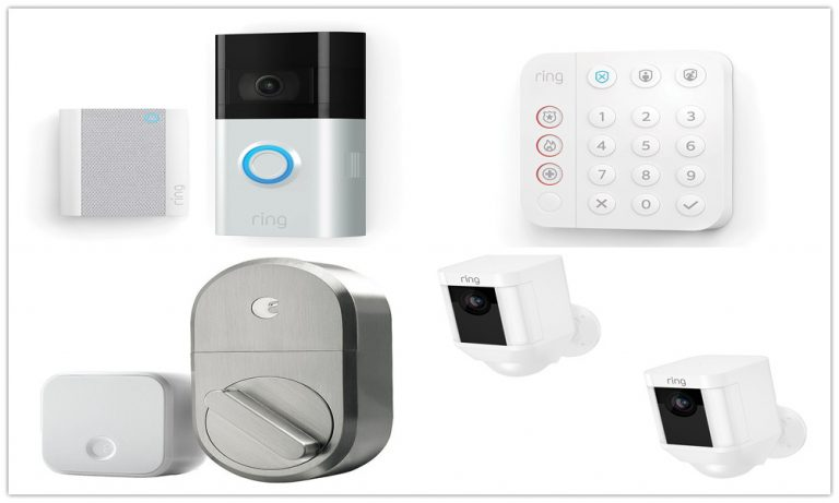7 security gadgets with which you can leave home calmly