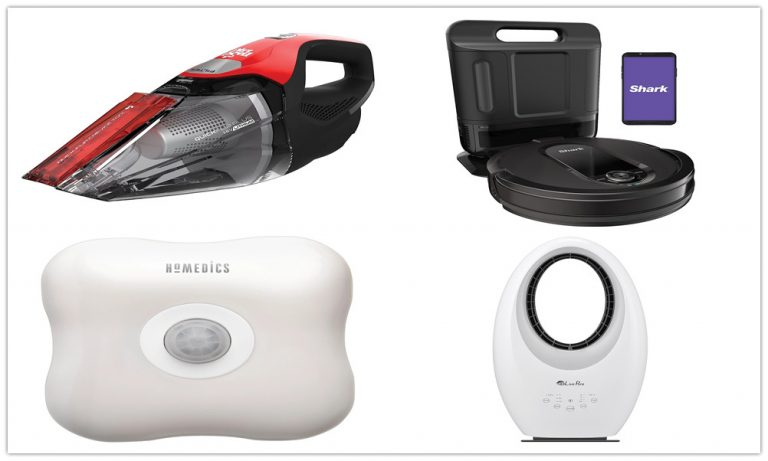 8 Home Appliances To Keep Your Home Allergen-Free